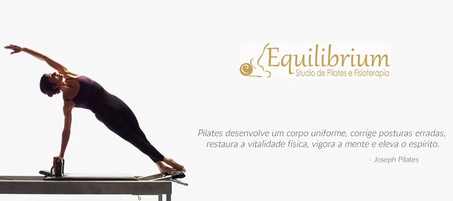 Equilibrium Studio de Pilates em Guaratinguetá e Fisioterapia